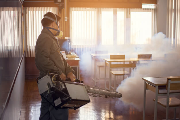 Best disinfection service in Hyderabad 2021
